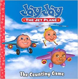 Amazon Com Jay Jay The Jet Plane The Counting Game 9780843105001