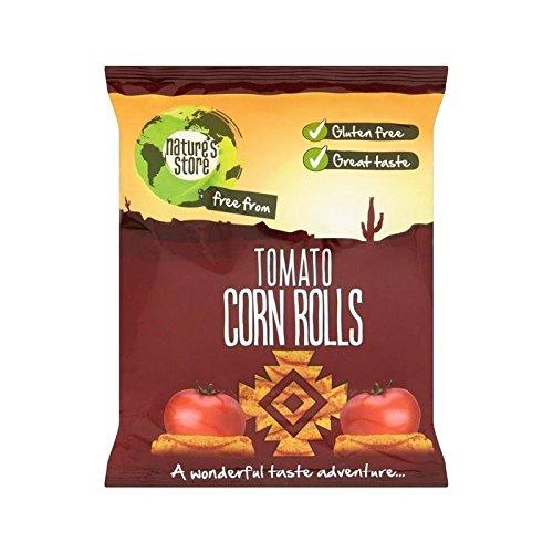 Nature's Store Gluten Free Tomato Corn Rolls 75g - Pack of 6