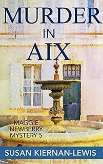 Murder In Aix by Susan Kiernan-Lewis ebook deal