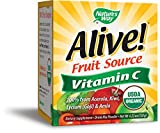 Nature's Way Alive! Vitamin C, Powder