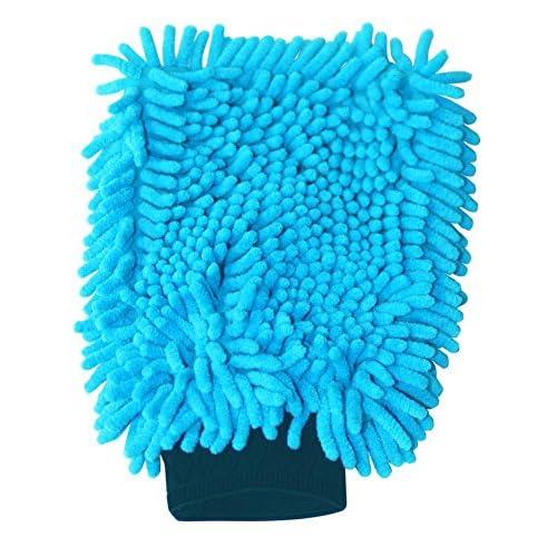 Gant microfibre Chenille 60263