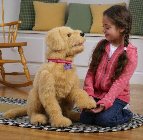 Hasbro Fur Real Friends Biscuit My Lovin Pup Buy Online