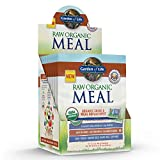 Best Garden of Life Protein Shakes - Garden of Life Meal Replacement - Organic Raw Review