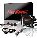 99 s10 blue hid - XENTEC 9005 8000K HID Conversion Kit (HB3/9055/H12, Iceberg Blue)
