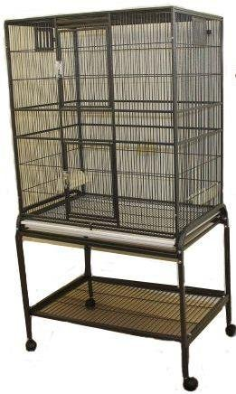 Brisbane Cage for Sugar Gliders, Chinchillas, Squirrels, Ferrets by Exotic Nutrition