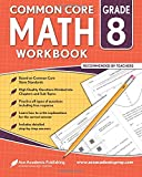 8th grade Math Workbook: CommonCore Math Workbook