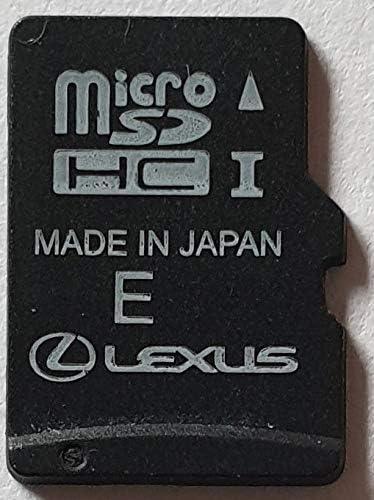 Micro Tarjeta SD GPS Lexus Gen8 Europe Russie 2019 2020 v1 - PZ445-US335-0S: Amazon.es: Electrónica