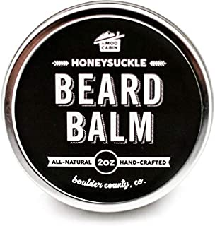 product image for Honeysuckle Beard Balm - All Natural, Hand Crafted in USA