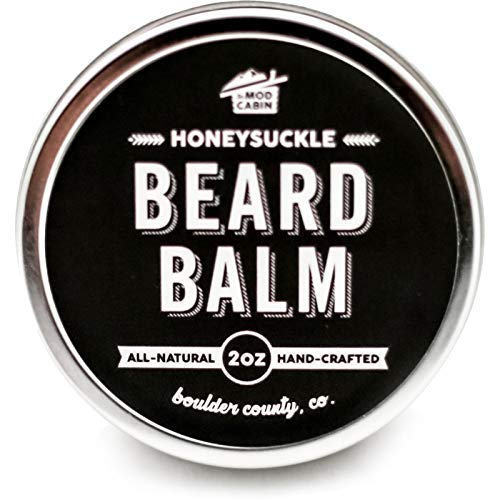 Honeysuckle Beard Balm Natural Crafted product image