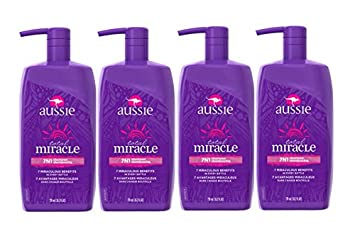 f68efac364b1 Amazon.com : Aussie Total Miracle Collection 7N1 Shampoo, 26.2 Fluid ...