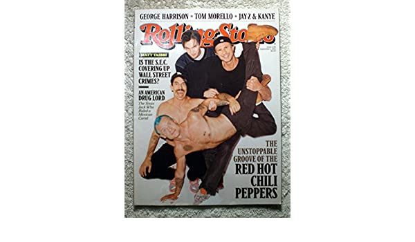 The Unstoppable Groove of The Red Hot Chili Peppers ...
