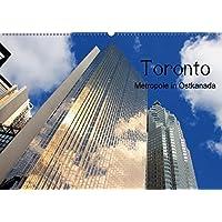 Toronto - Metropole in Ostkanada (Wandkalender 2017 DIN A2 quer): Die Weltstadt am Ontariosee (Monatskalender, 14 Seiten ) (CALVENDO Orte)