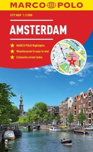 Amsterdam Marco Polo City Map (Marco Polo City Maps)...