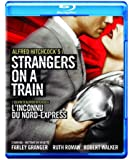 Strangers on a Train / L'Inconnu du nord-express (Bilingual) [Blu-ray]