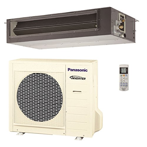Panasonic Air Conditioning/Heating System, 18,000 BTU, 2 Pie