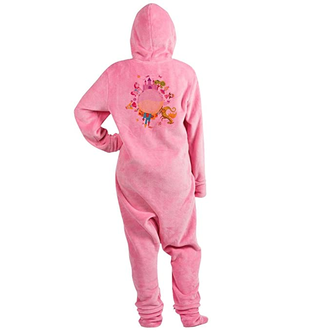 Amazon.com: Royal Lion Adult Footed Pajamas Princess Prince Dragon ...