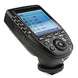 Godox XPro-F 2.4G TTL 1/8000s HSS Wireless Flash Trigger Transmitter for Fuji Fujifilm X-Pro2, X-T20, X-T1, X-T2 DSLR Digital Camera