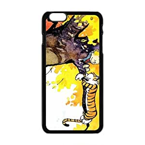 linJUN FENGCalvin and tigger Cell Phone Case for iPhone plus 6