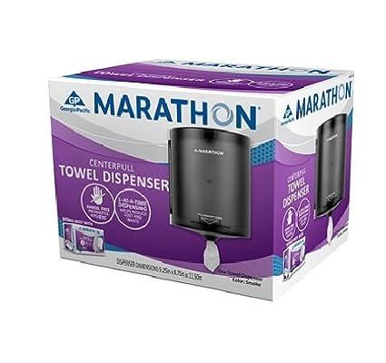 Maratón CenterPull toalla dispensador