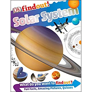 DKfindout! Solar System