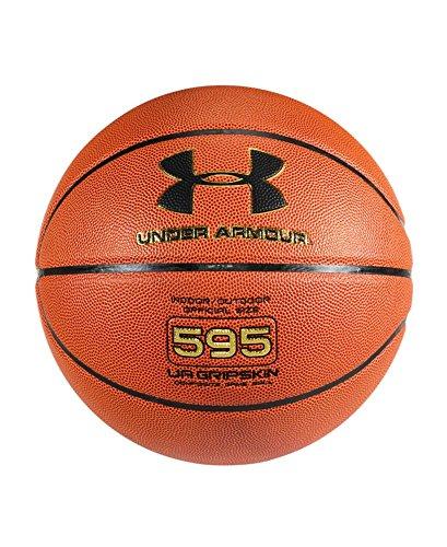 Under Armour 595 Indoor/Outdoor Basketball, Intermediate/Siz