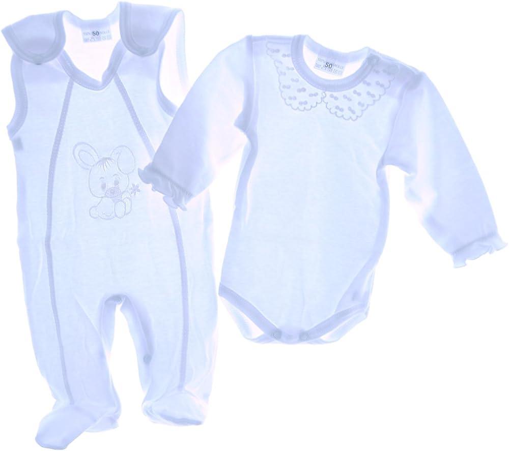 STRAMPLER Reißverschluss Schlafanug Pyjama Overall 50 56 62 68 74 80 Kratzschutz