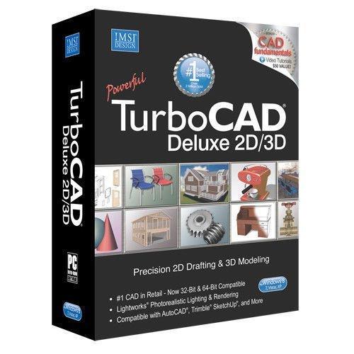 Amazon.com: TurboCad Deluxe 2017