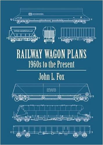 Railway Wagon Plans: Amazon co uk: John L  Fox