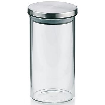 Vorratsdosen Glas vorratsdose glas baker 0 35 l 10766 k amazon de küche haushalt