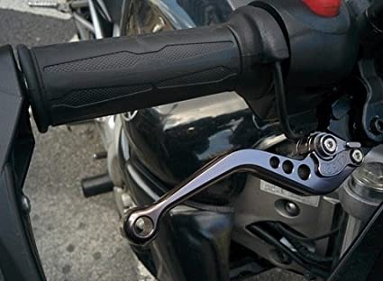 Motorrad Einstellbare Brems Kupplungshebel f/ür Yamaha FZS 600 FAZER 1998-2003 TDM 900 TDM 900 2002-2003