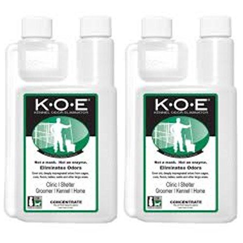 Kennel Odor Eliminator - 16 ounce, 2 (Koe Kennel)