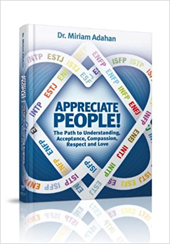 Buy Appreciate People!: The Path to Understanding, Acceptance
