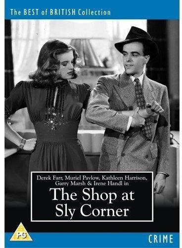 - The Shop at Sly Corner (aka Code of Scotland Yard)