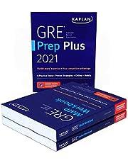 GRE Complete 2021: 3-Book Set: 6 Practice Tests + Proven Strategies + Online