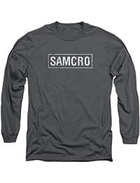 TV Show Samcro Adult Long Sleeve T-Shirt Tee
