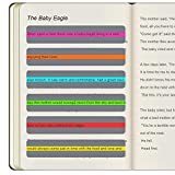 Guided Reading Strips Highlight Strips Colored