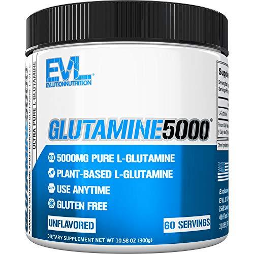 Evlution Nutrition L-Glutamine 5000