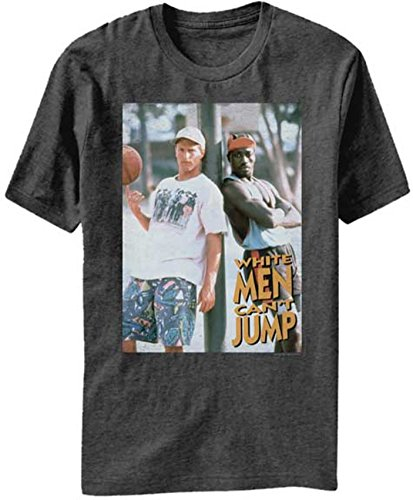 White Men Can't Jump- Billy & Sidney T-Shirt Size XL
