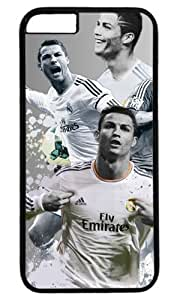 icasepersonalized Personalized Protective Case for iPhone 6 - Real Madrid Cristiano Ronaldo