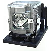 Eiki EIP-5000 (Left) Replacement Projector Lamp bulb with Housing - High Quality Compatible Lamp