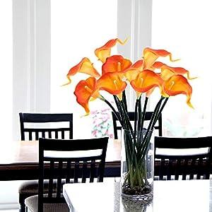 GTIDEA 20PCS Artificial Calla Lily Flowers 3