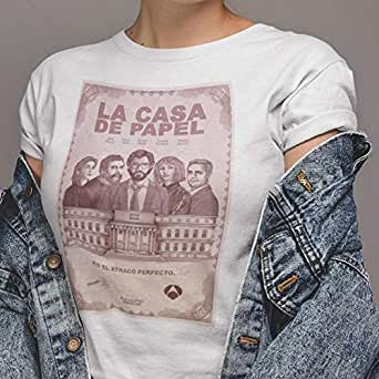 La Casa De Papel T-Shirt for Women