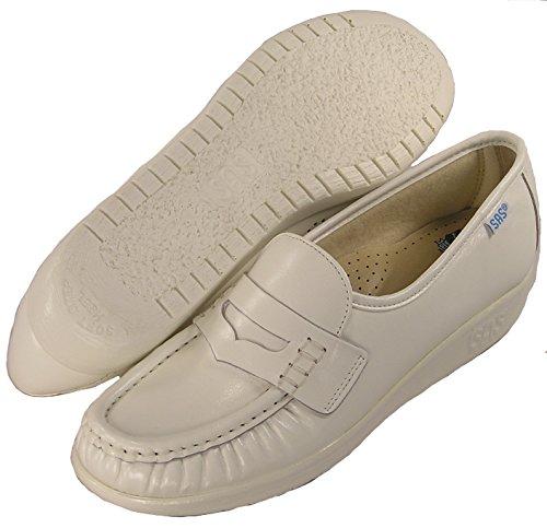 Nurses Women's White Classic Duty SAS Shoe HqYp7OnwOt