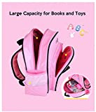 Cute Durable Toddler Backpack for Preschool Kindergarten Little Girl Kids