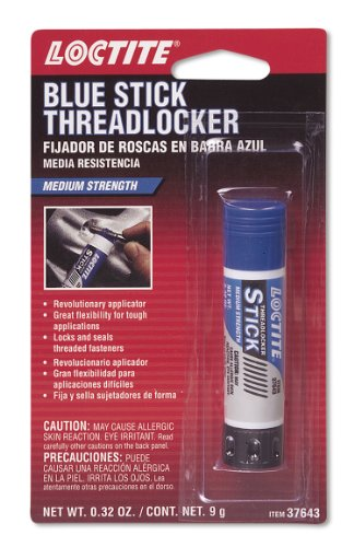 Loctite 37643 Blue Medium Strength Threadlocker St…