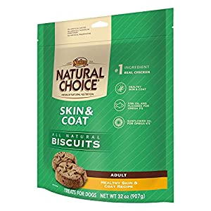 NUTRO Natural Choice Health Benefit Dog Treats
