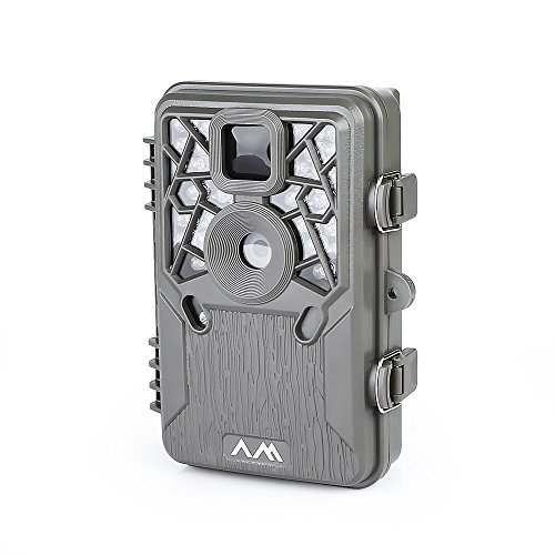 Hunting Camera, Arctic Monsoon, Trail Game HD Waterproof Infrared Night Version Scouting Cam
