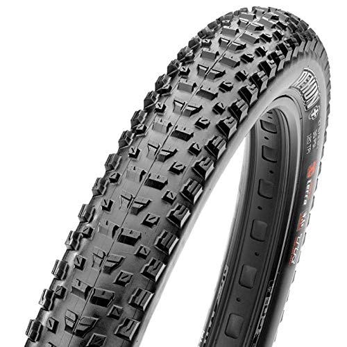 Maxxis Rekon Tire: 27.5 x 2.60, Folding, 60tpi, Dual Compound, EXO, Tubeless Ready, Black