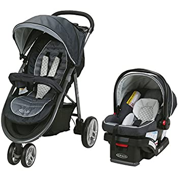 Amazon Com Graco Aire3 Click Connect Travel System
