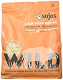 Sojos Wild Free-Range Dog Food Boar 4 lbs Review